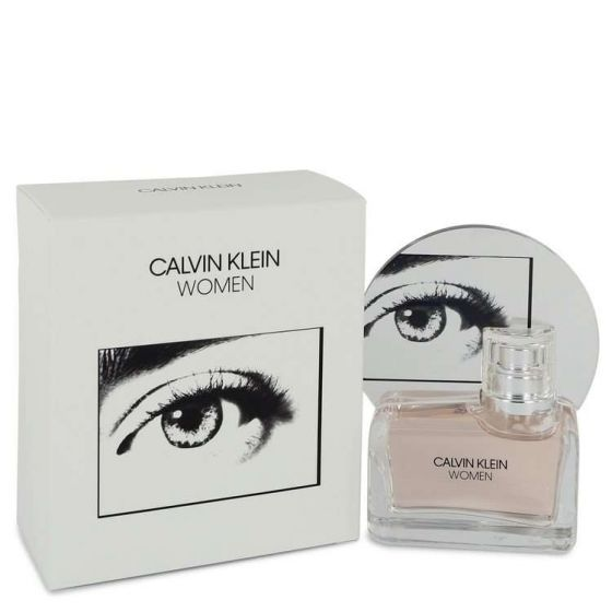 Calvin klein woman by Calvin klein 1.7 oz Eau De Parfum Spray for Women