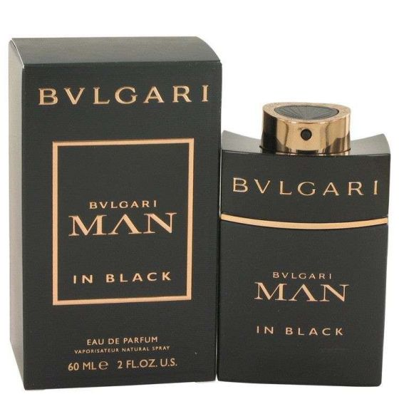 Bvlgari man in black by Bvlgari 2 oz Eau De Parfum Spray for Men